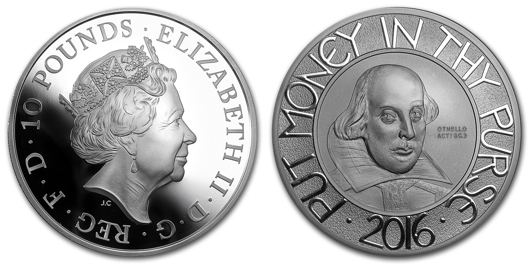 angleterre 2016 shakespeare 5 oz