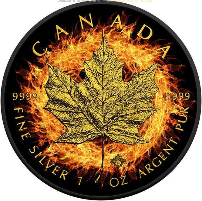 canada 2016 maple burning
