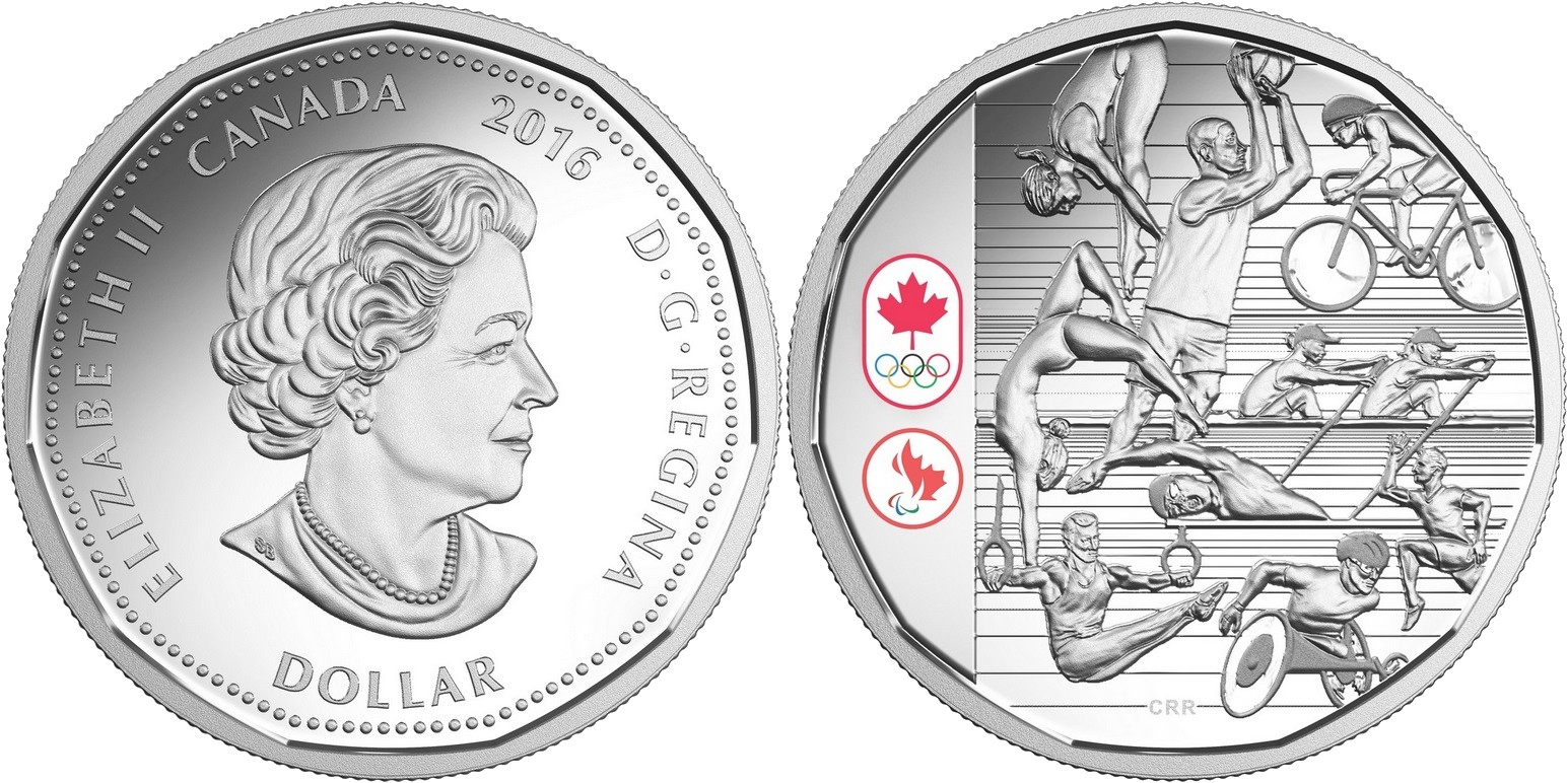 canada 2016 athlètes canadiens