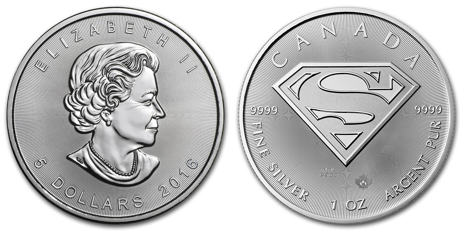 canada 2016 superman bullion