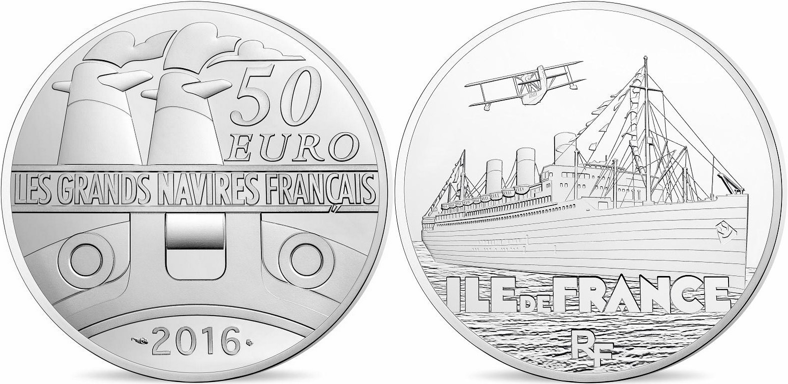 france 2016 navire ile de france 5 oz