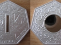 LETTONIE 1 LATS 2007 - COIN OF DIGITS