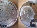 ARMENIE 1000 DRAM 2009 - 825 ANS DU CODEX