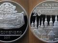 SLOVAQUIE 20 EURO 2011 - TRNAVA