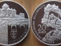 SLOVAQUIE 20 EURO 2012 - TRENCIN