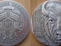 TOGO 1500 FRANCS CFA 2012 - BISON D'EUROPE