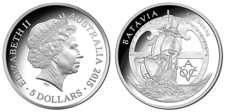 australie 2015 VOC Batavia