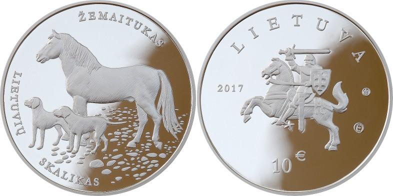 lituanie 2017 chien et cheval