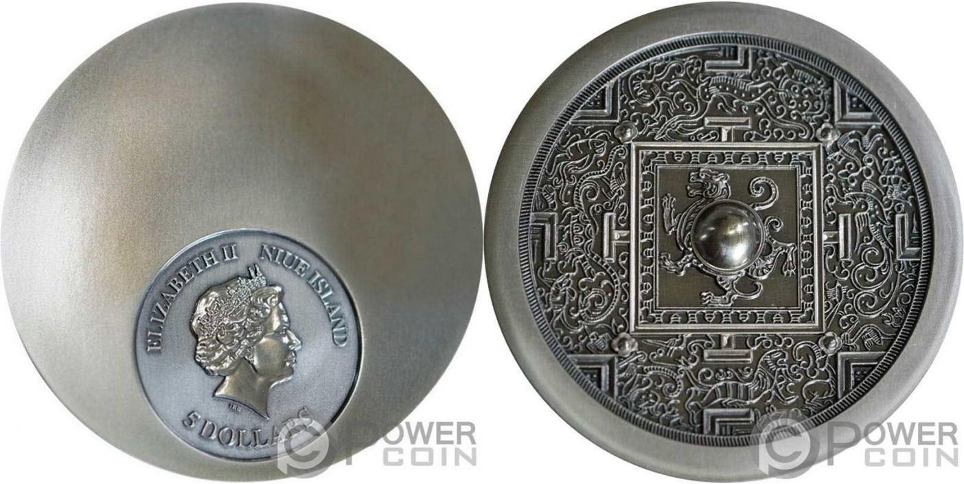 niue-2020-ancien-miroir-de-bronze