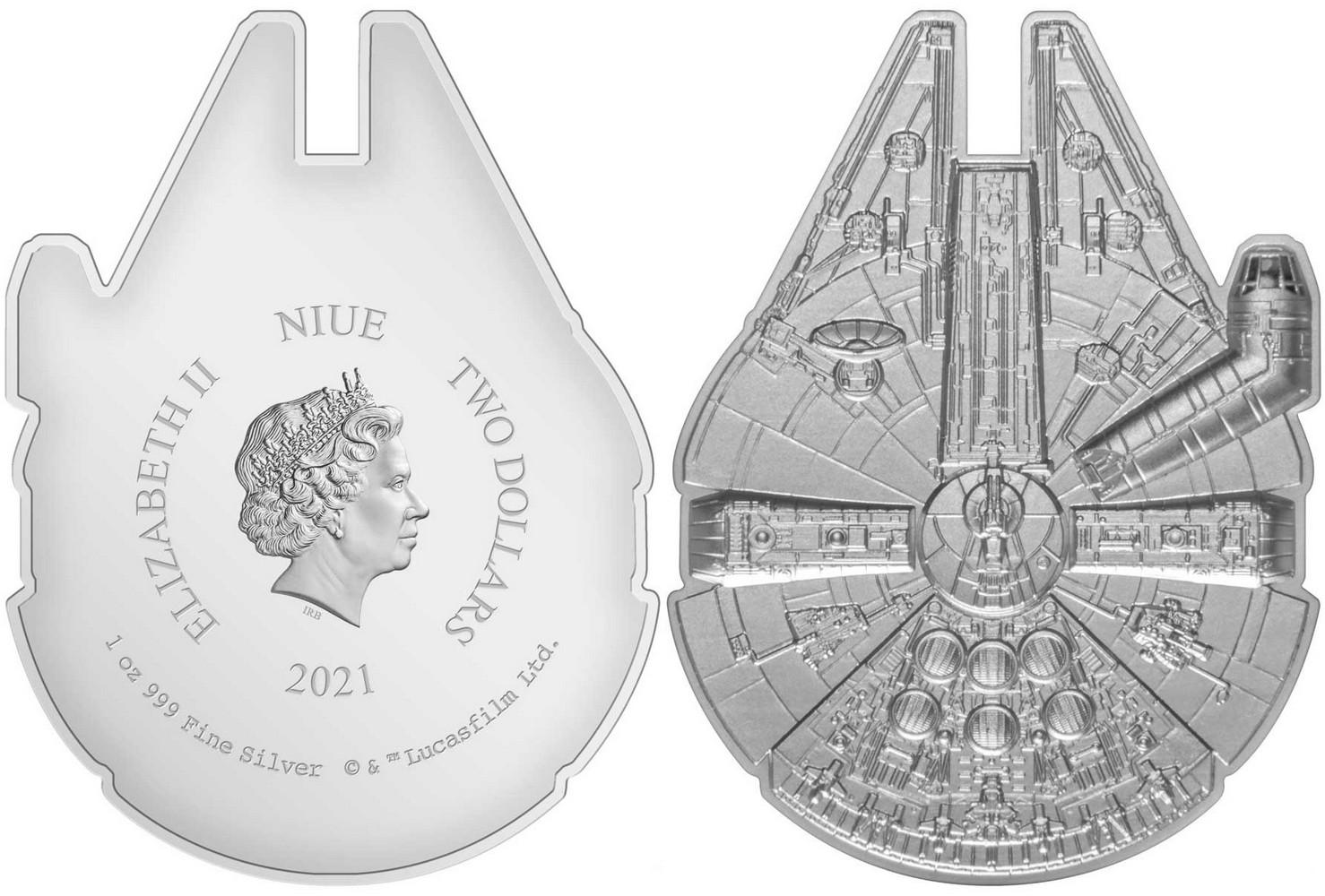 niue-2021-star-wars-faucon-millennium