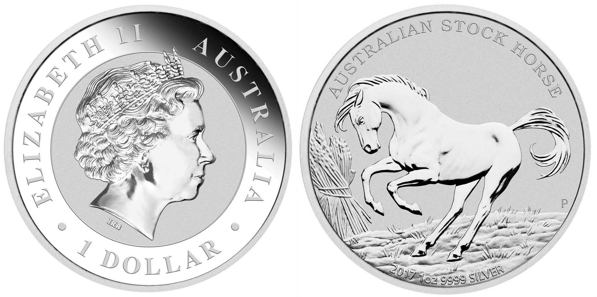 australie 2017 cheval stock australien