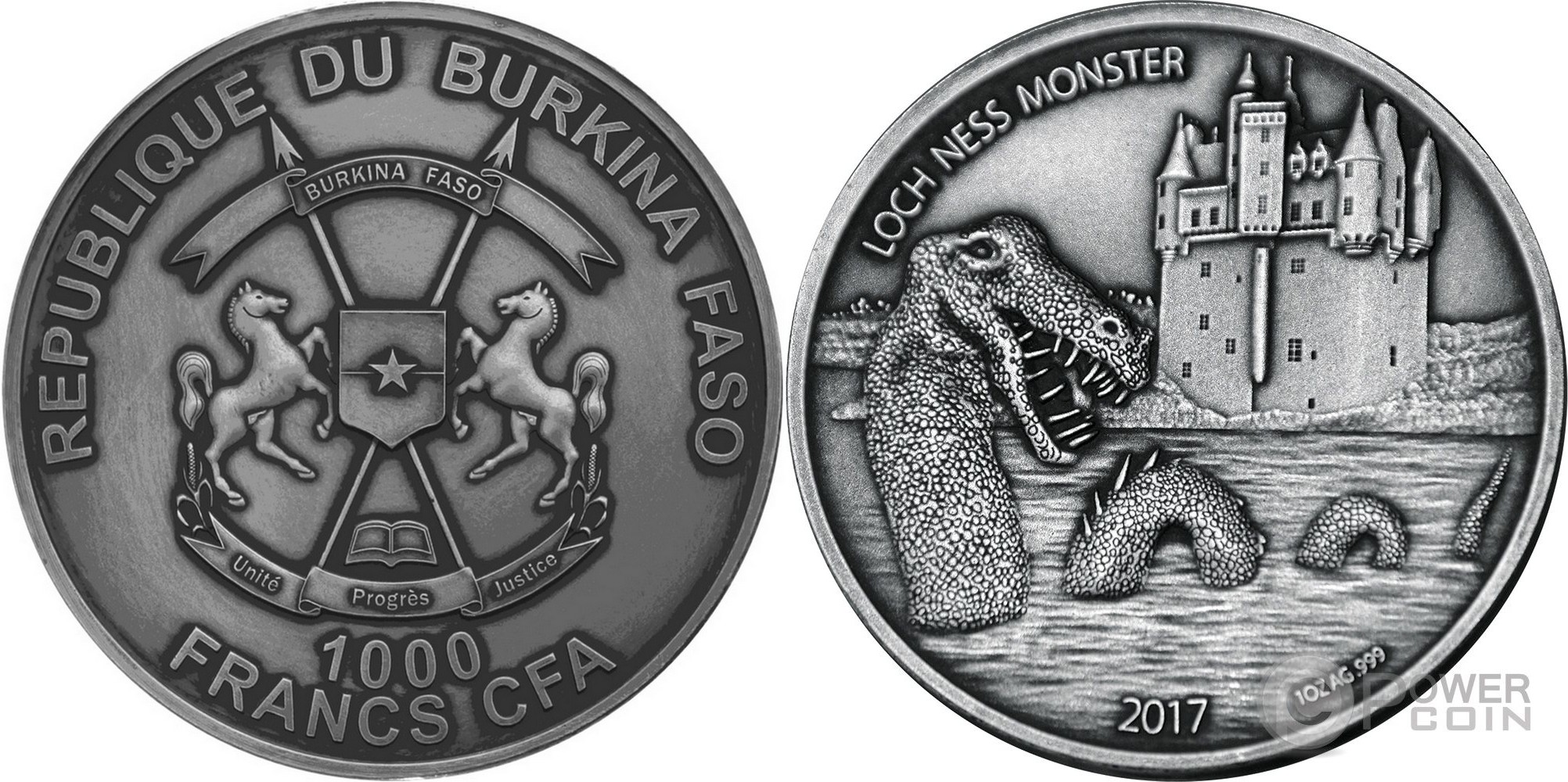 burkina faso 2017 monstre du loch ness