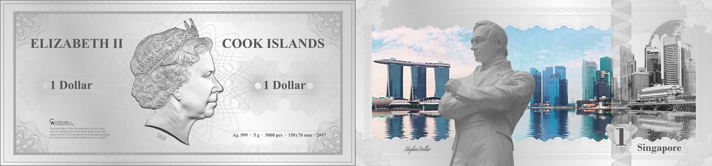 cook isl 2017 skyline dollar singapour