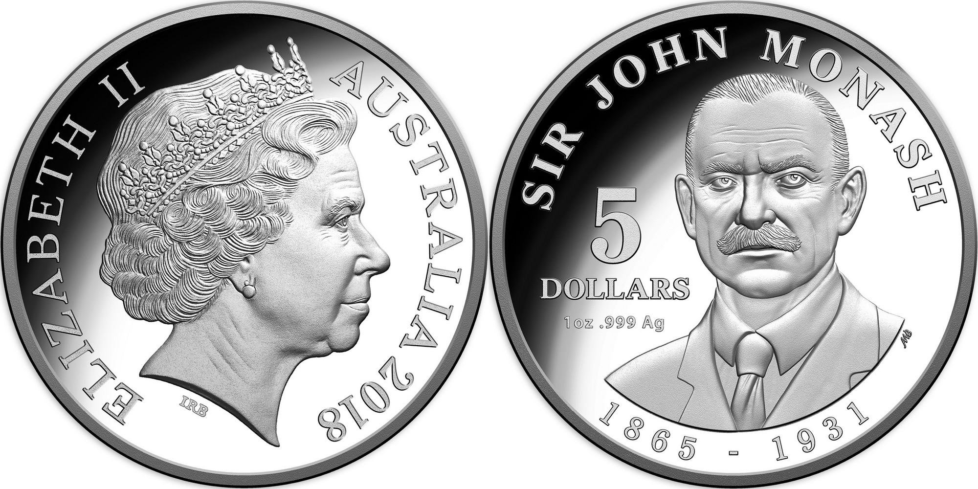 australie 2018 sir john monash
