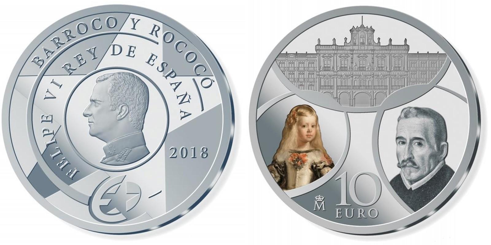 espagne 2018 europa star baroque et rococo