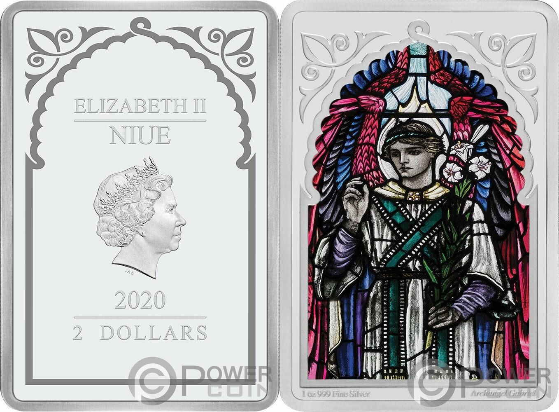 niue-2020-archange-gabriel