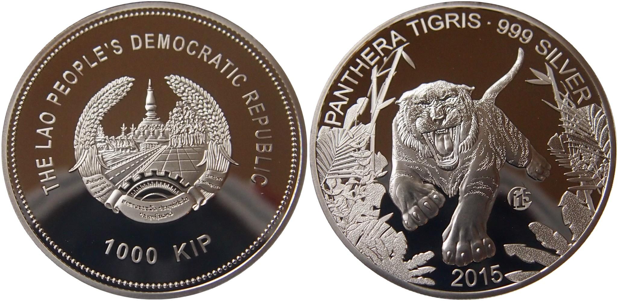 laos 2015 tigre