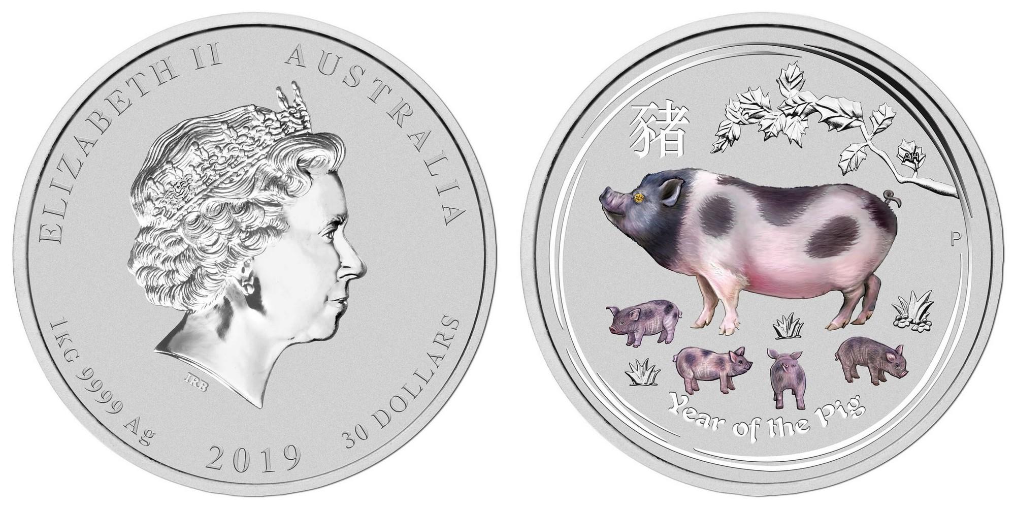 australie 2019 cochon kg