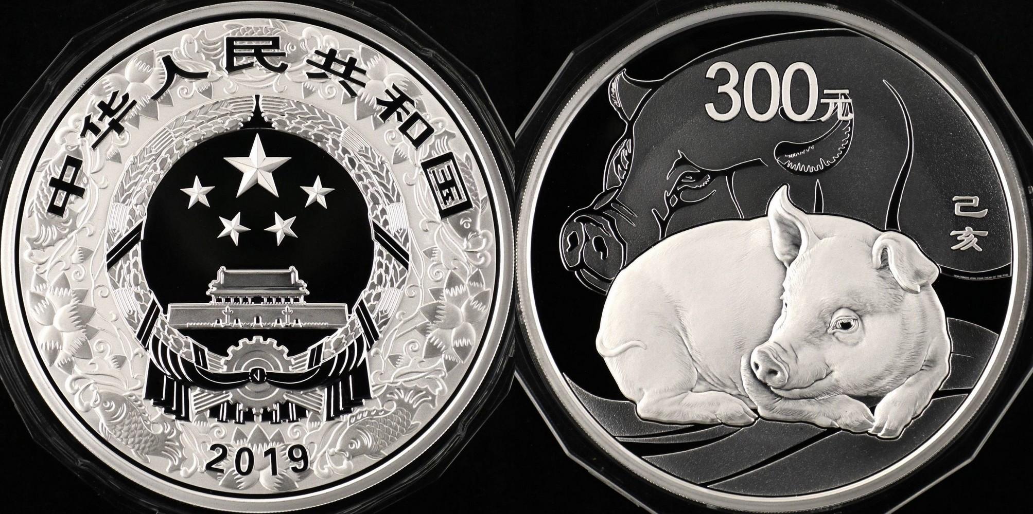 chine 2019 cochon kg