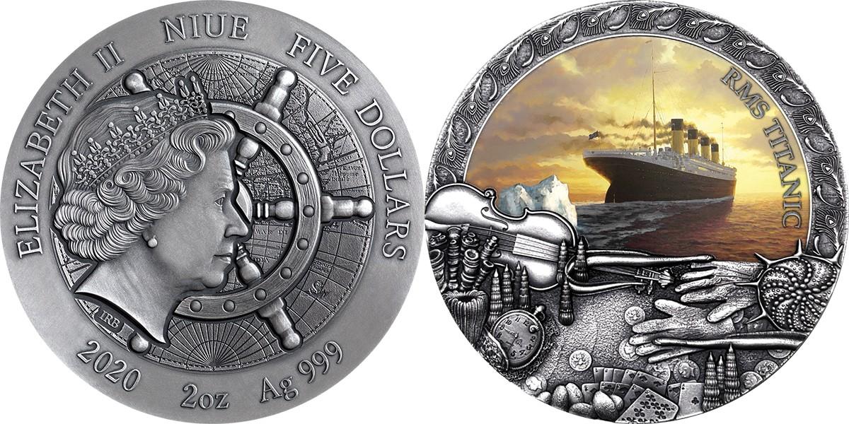 niue-2020-rms-titanic