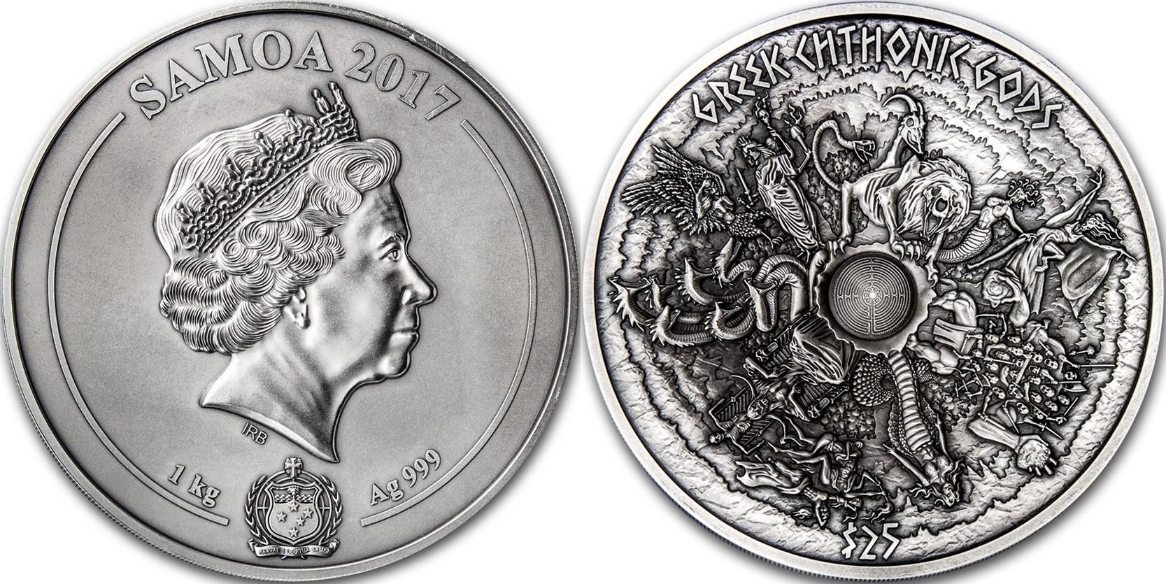 samoa 2017 dieux grecs chtoniens kg