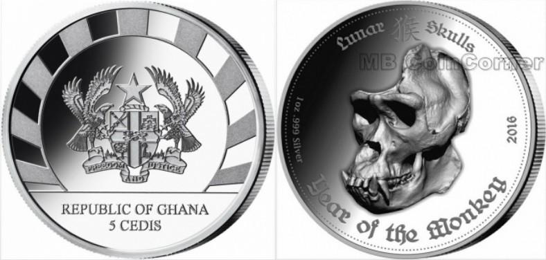 ghana 2016 lunar skulls singe