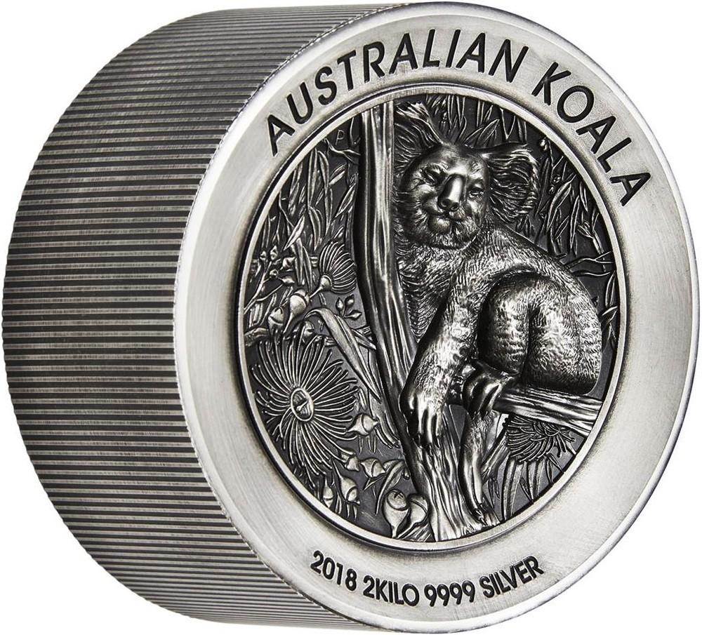 australie 2018 koala hr 2 kg relief