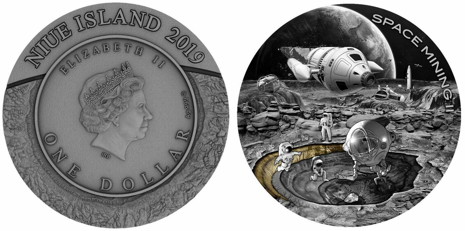 niue 2019 mines spatiales