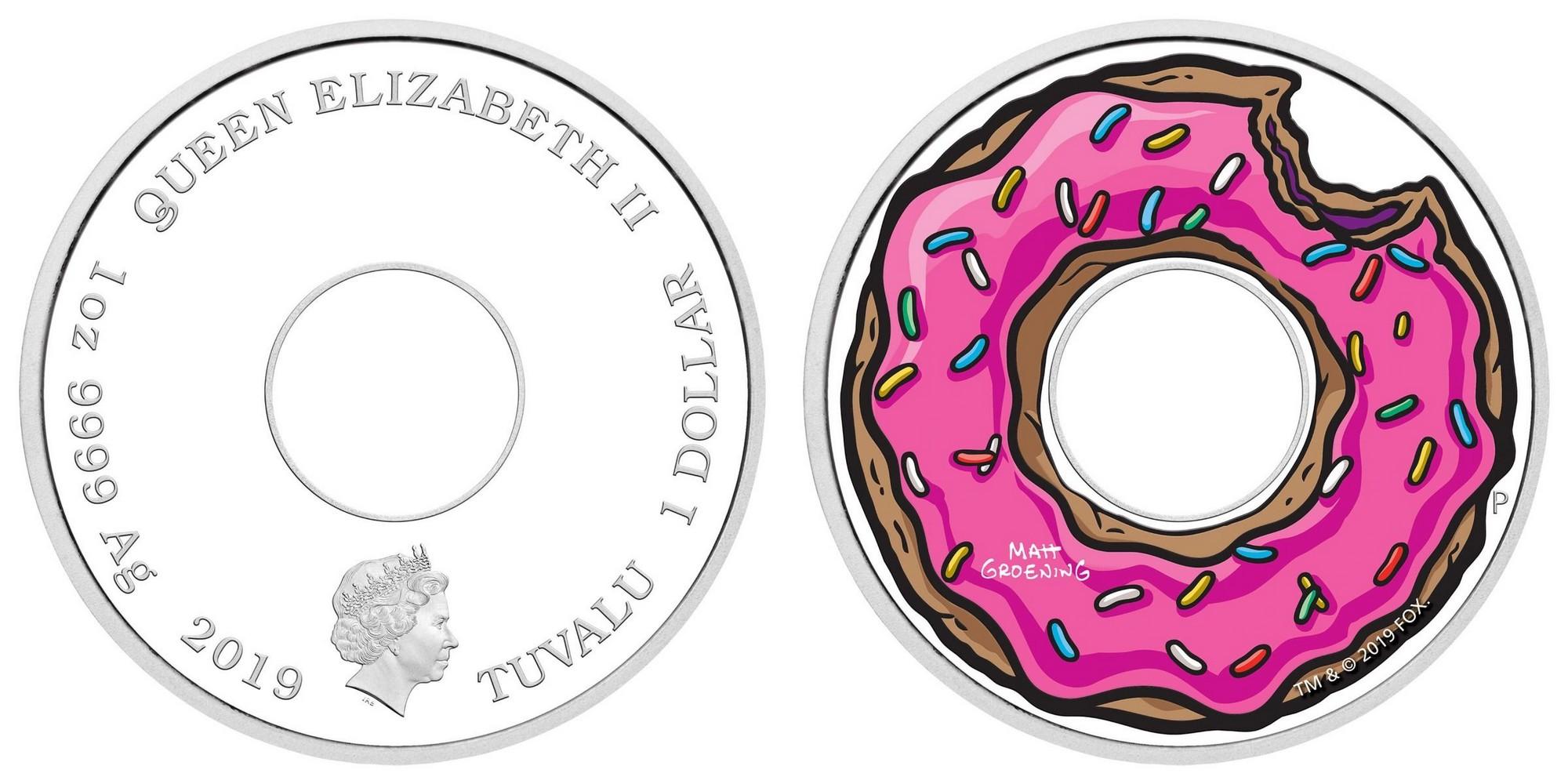 tuvalu 2019 simpson donut