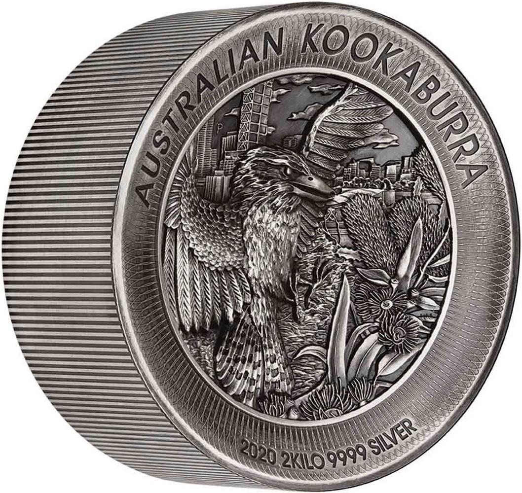 australie-2020-kookaburra-2-kg-relief