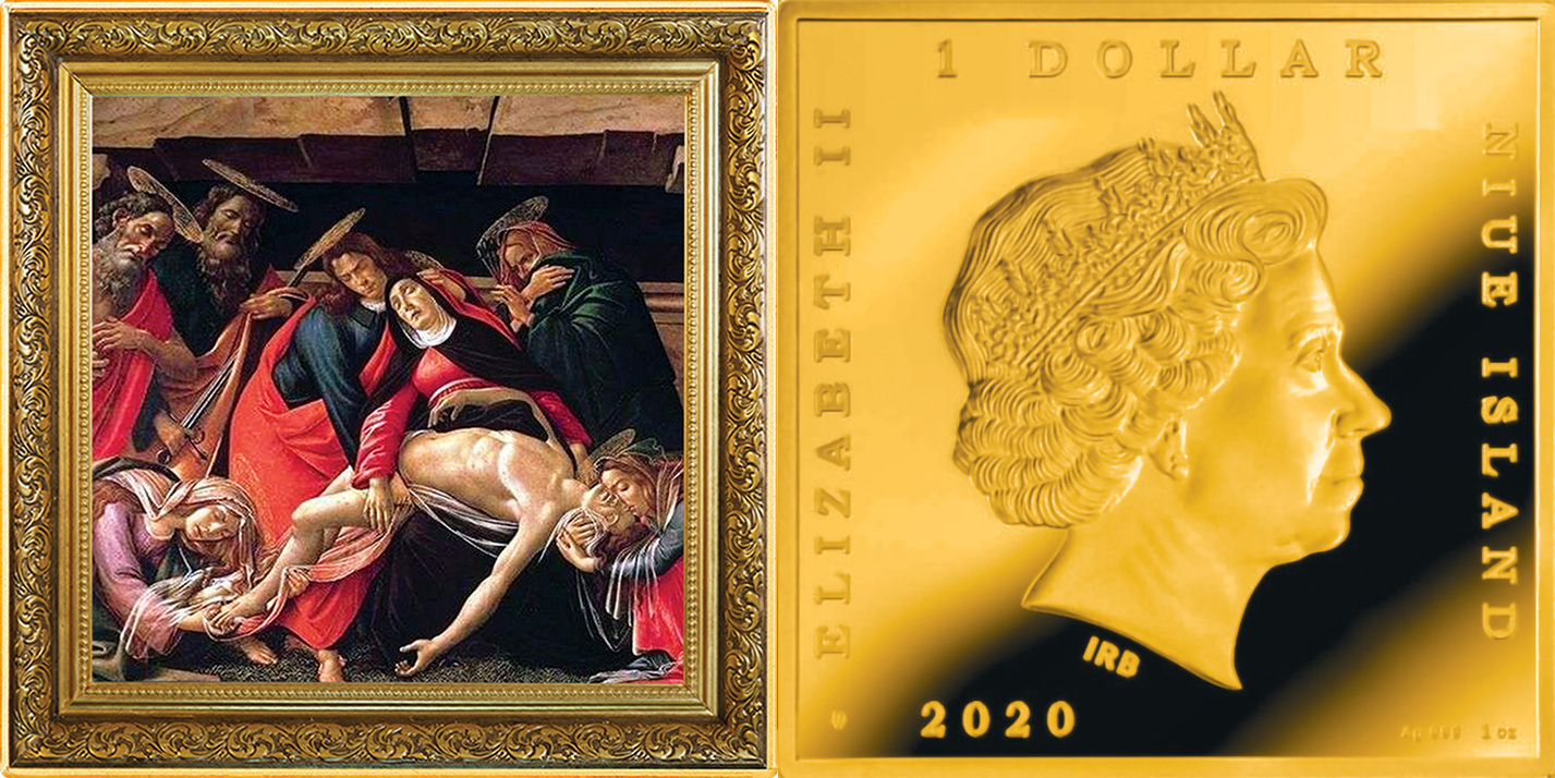 niue-2020-botticelli-lamentation-sur-le-christ-mort
