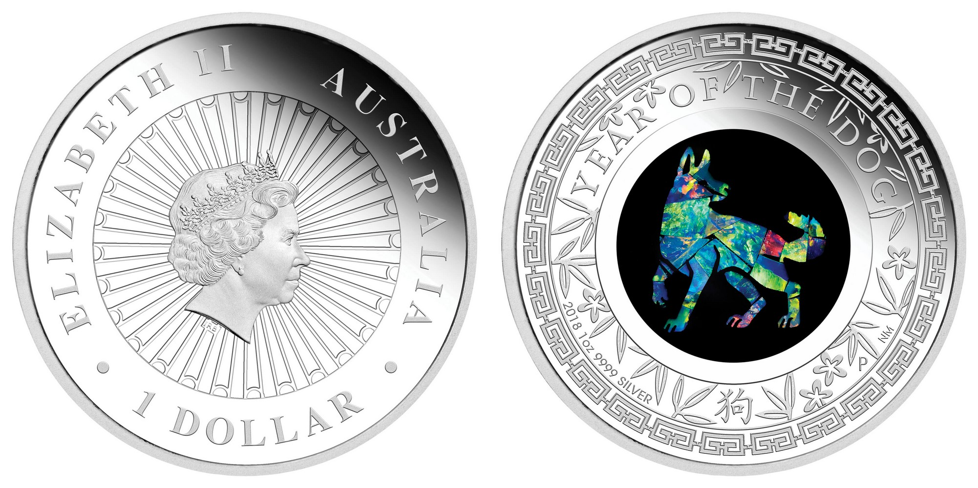 australie 2018 chien opale