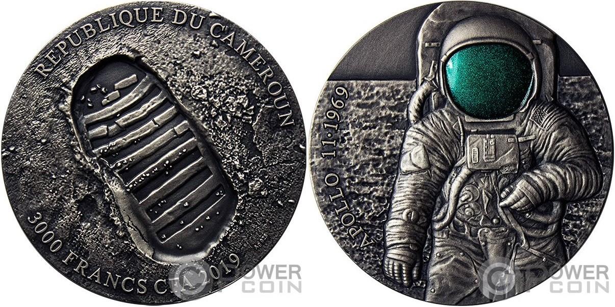 cameroun 2019 50 ans premier homme sur la lune