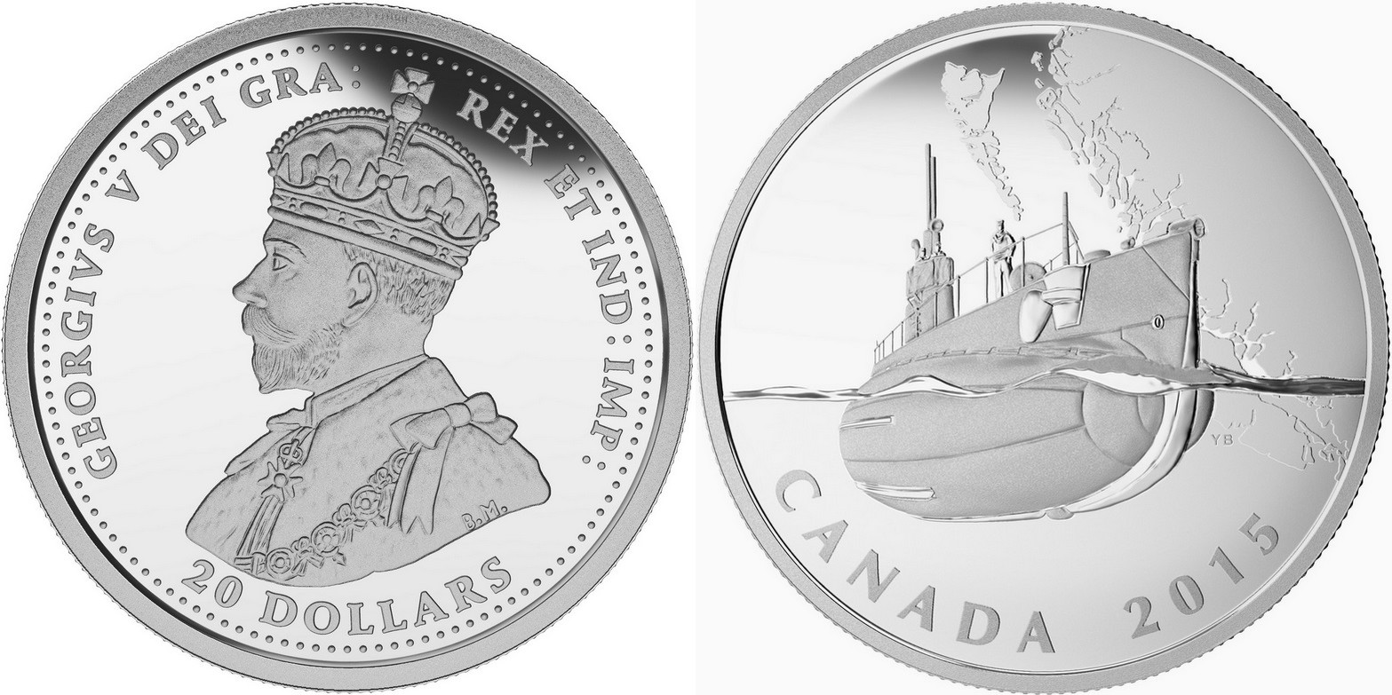 canada 2015 premiers sous-marins