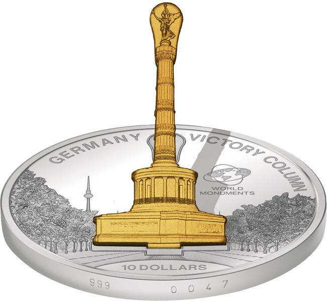 cook isl 2015 monument 3D colonne victoire