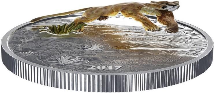 canada 2017 cougar bondissant 3D