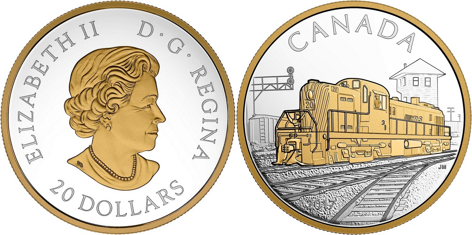 canada 2017 locomotives RS 20