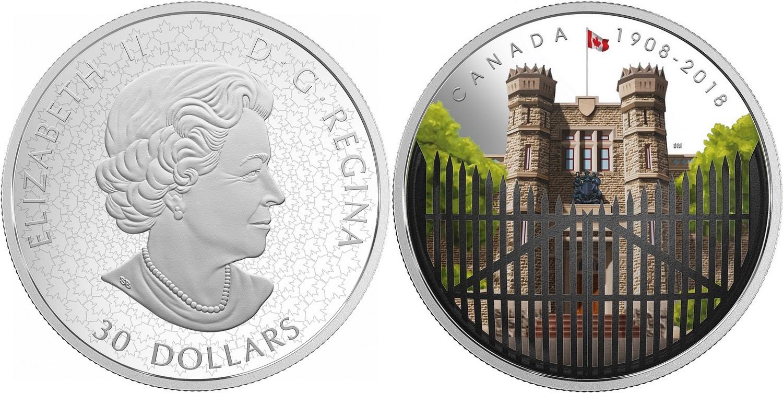 canada 2018 110 ans de la monnaie royale