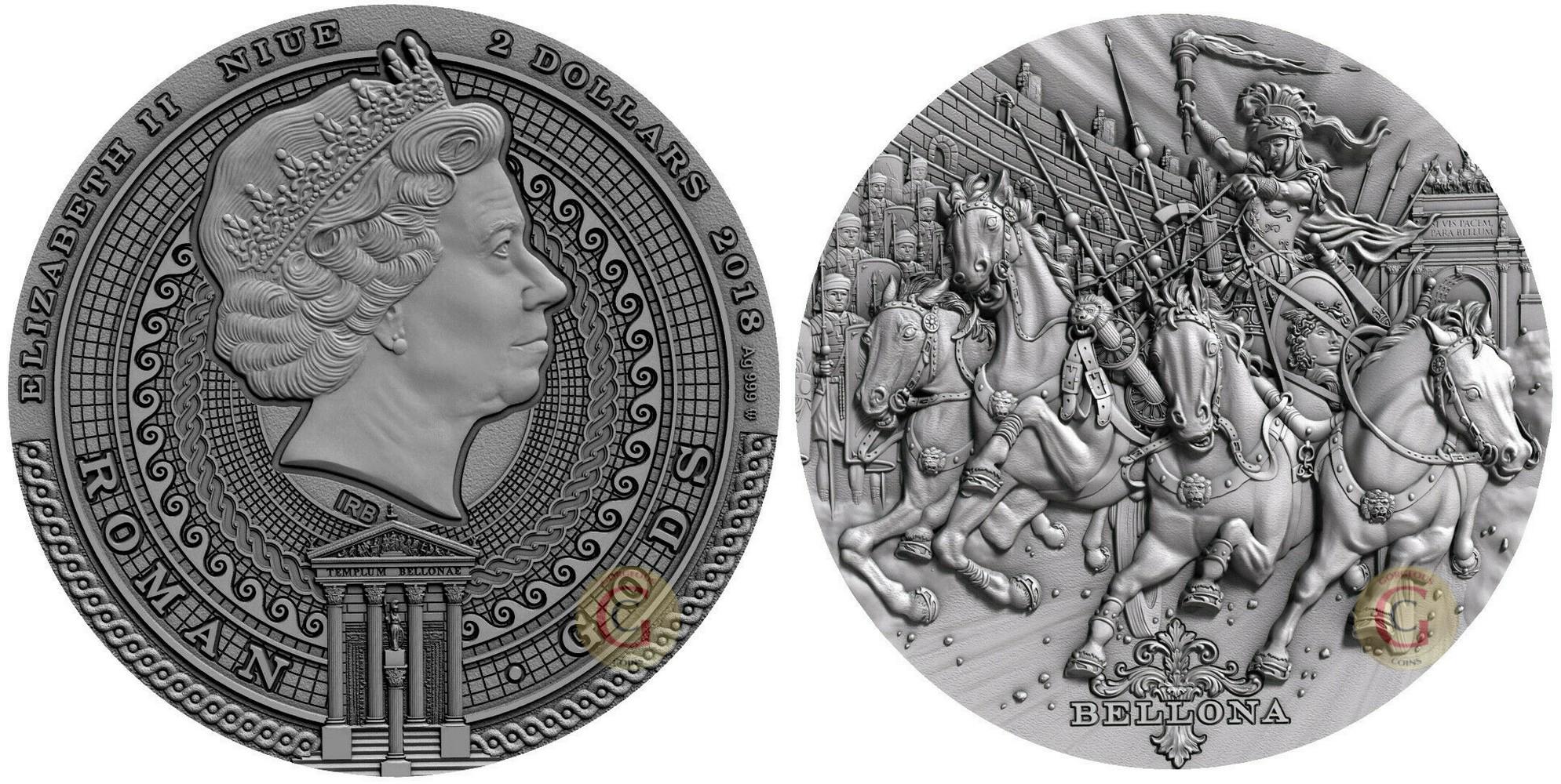 niue-2018-dieux-romains-bellona