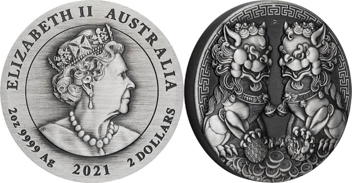 australie-2021-double-pixiu-lions-gardiens