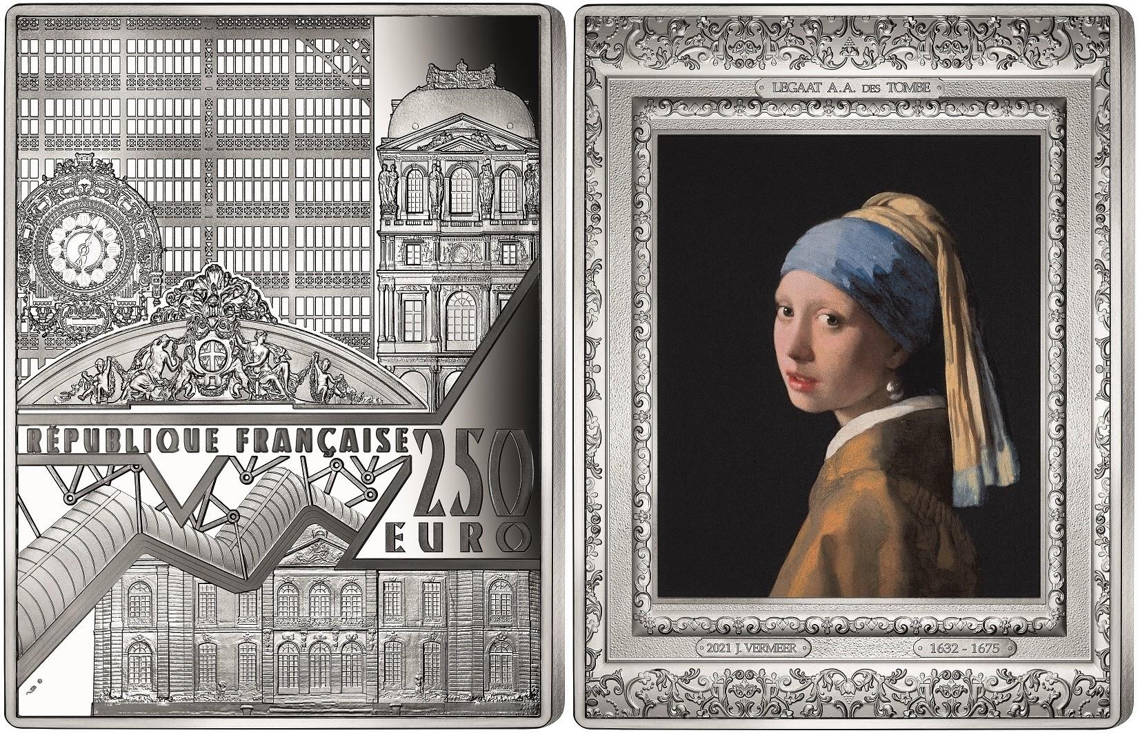 france-2021-vermeer-jeune-fille-a-la-perle-500-g