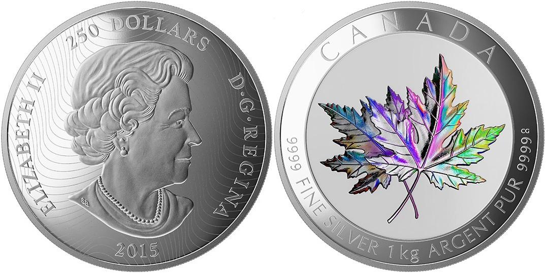 canada 2015 richesse d'un symbole kg