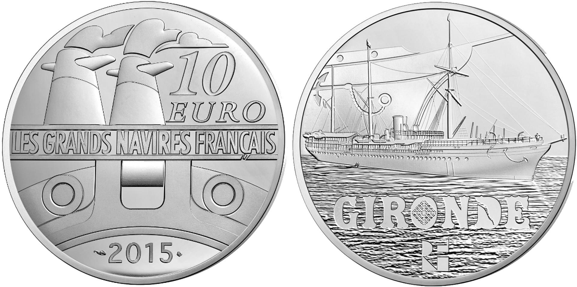 france 2015 navires gironde