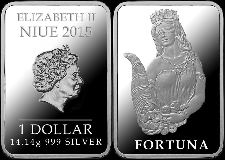 niue 2015 fortuna