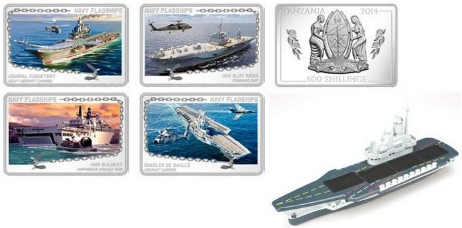 tanzanie 2014 porte-avions