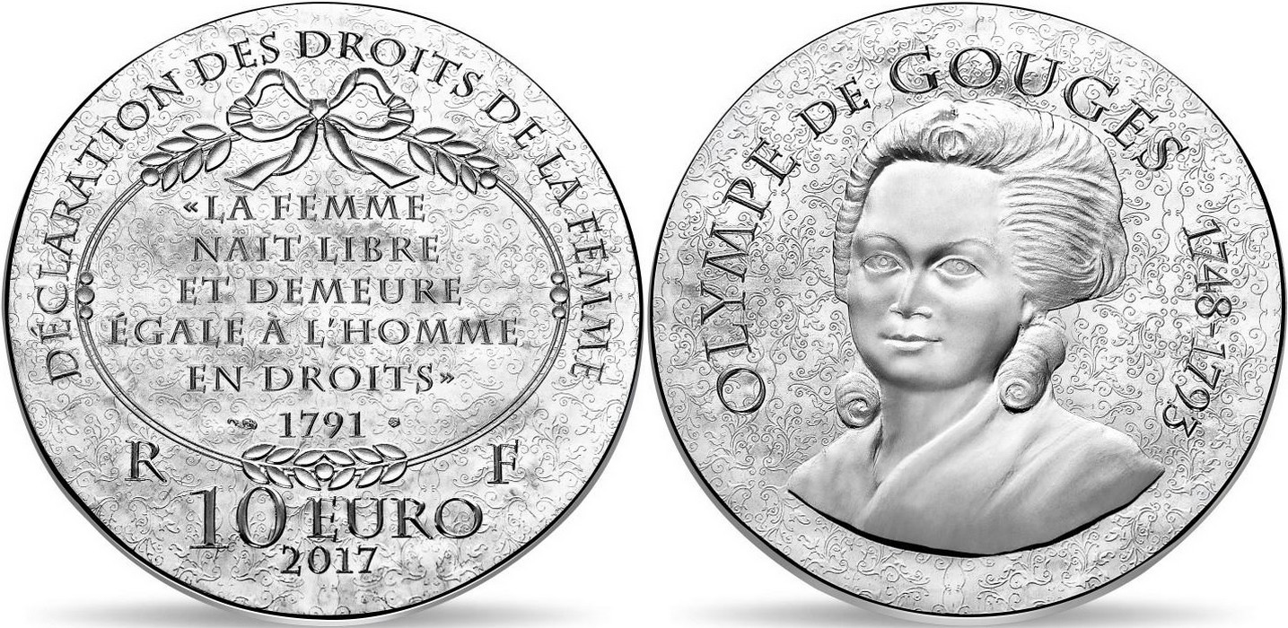 france 2017 olympe de gouge