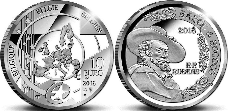 belgique 2018 europastar baroque et rococo