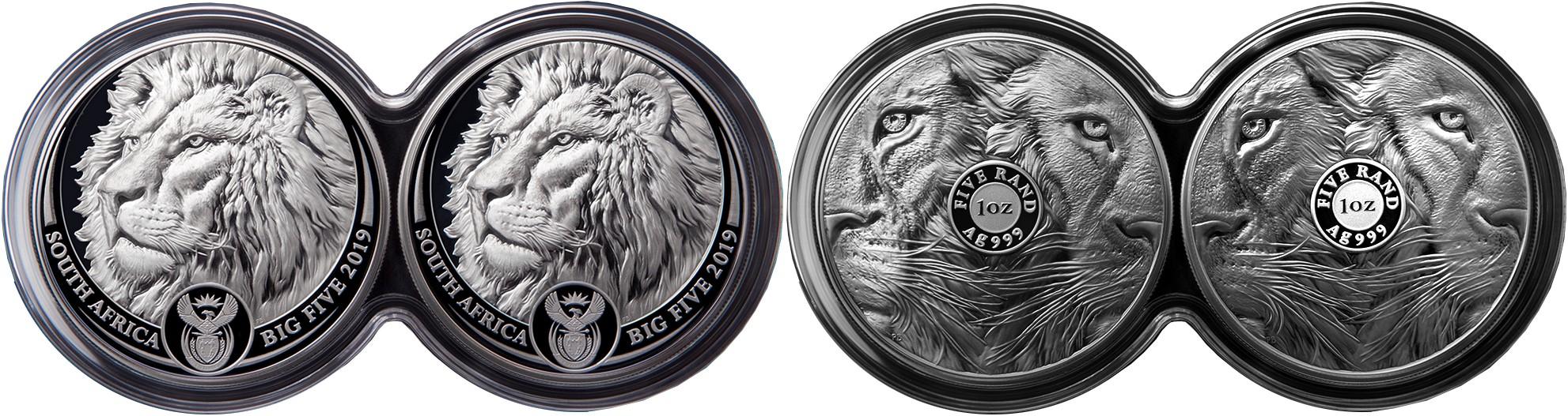 afrique-du-sud-2019-big-five-lion-double-capsule