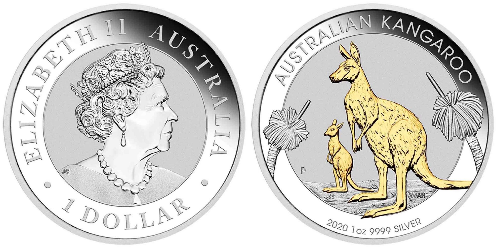 australie-2020-kangourou-plaq-or