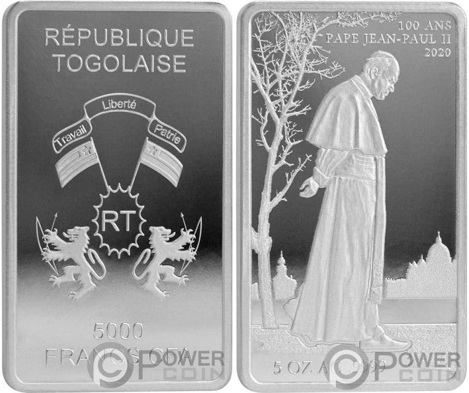 togo-2020-100-ans-du-pape-jean-paul-II
